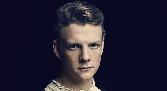 Patrick Gibson ('The Boy') in The White Princess (Starz)
