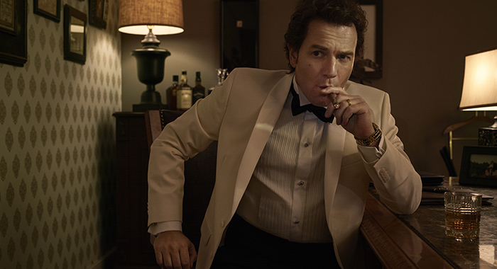 Ewan McGregor as Emmit Stussy in Fargo (Matthias Clamer/FX)