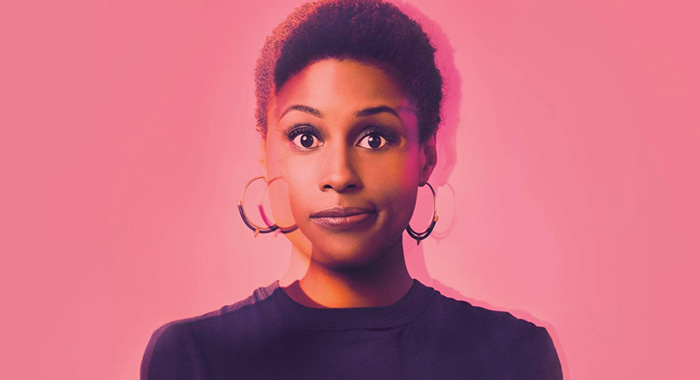 Issa Rae stars in Insecure (HBO)