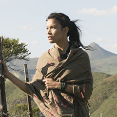 Danay Garcia as Luciana- Fear the Walking Dead _ Season 3, Episode 5 (Richard Foreman, Jr/AMC)