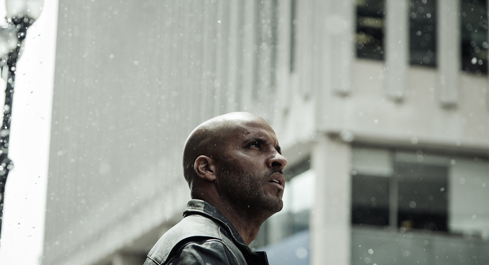 Ricky Whittle in American Gods (Starz)