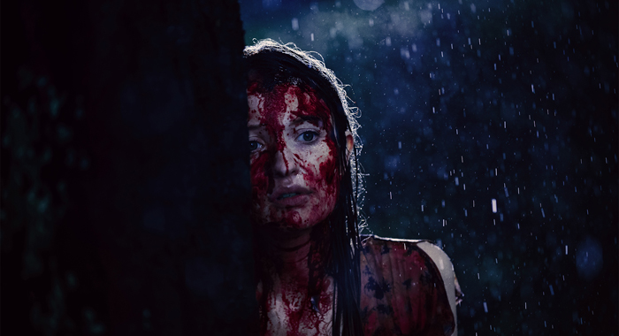 Emily Browning in American Gods (Starz)