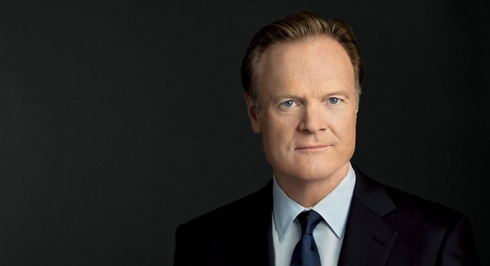 THE LAST WORD WITH LAWRENCE O'DONNELL (MSNBC Photo)