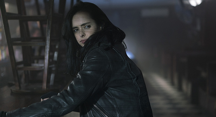 Krysten Ritter in Marvel's The Defenders (Netflix)