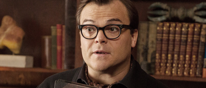 Jack Black in Goosebumps