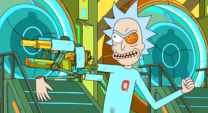 Rick and Morty (Cartoon Network)