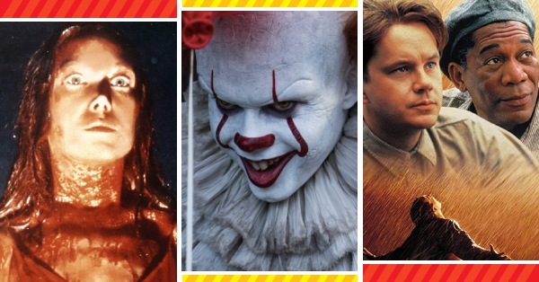 All Stephen King Movies Ranked Rotten Tomatoes Movie