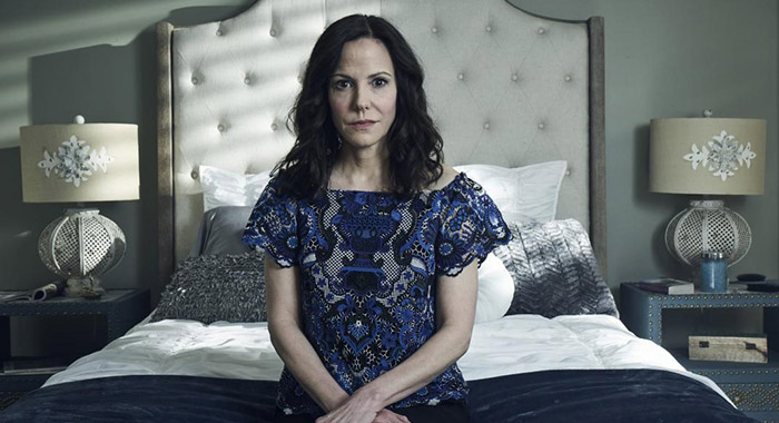 Mary-Louise Parker in Mr. Mercedes (Audience Network)