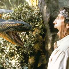 ANACONDA, Jonathan Hyde, 1997, (c) Columbia/courtesy Everett Collection