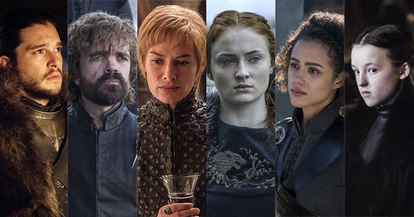 Game Of Thrones Season 7 Character Guide Rotten Tomatoes Movie And Tv News