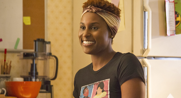 Issa Rae in Inscecure (HBO)
