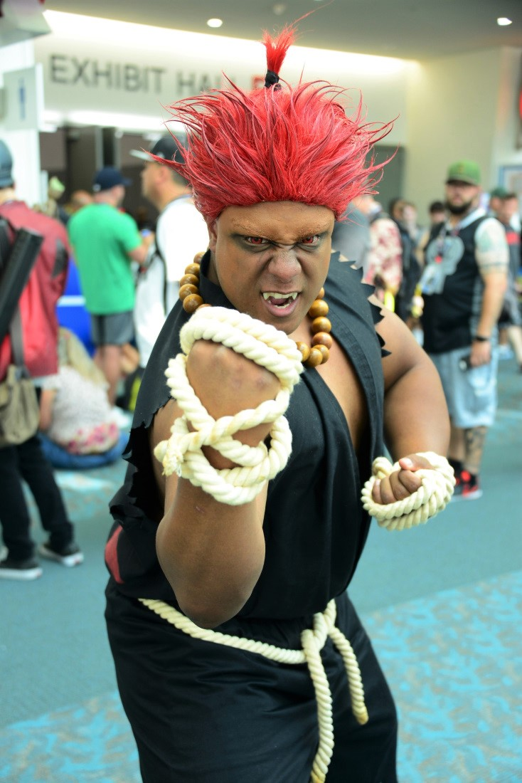 Akuma From Street Fighter Rotten Tomatoes Movie And Tv News