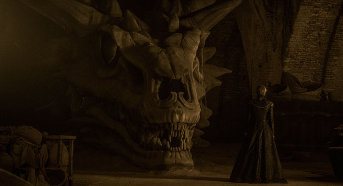 Game of Thrones, season 7: Lena Headey as Cersei Lannister (Macall B. Polay/HBO)