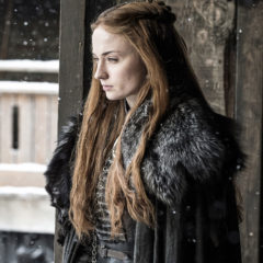 Game of Thrones, season 7: pisode 62 (season 7, episode 2), debut 7/23/17: Sophie Turner. photo: Helen Sloan/courtesy of HBO