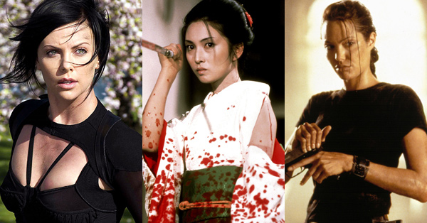 24 Best and Worst Female Action Movies << Rotten Tomatoes