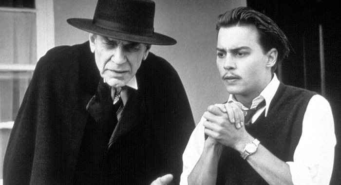 Image result for ed wood movie""