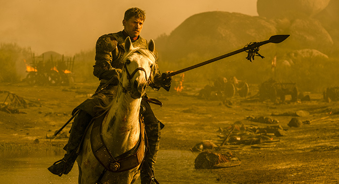 Game of Thrones - Jaime Lannister (Macall B. Polay/HBO )