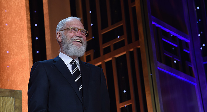 David Letterman at The 75th Annual Peabody Awards Ceremony (Ilya S. Savenok/Getty Images for Peabody)