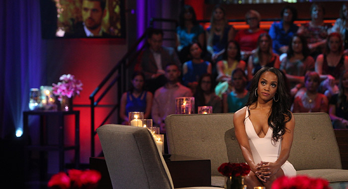 "RACHEL LINDSAY ""The Bachelorette: The Three Hour Live Finale,"" (ABC/Paul Hebert)"