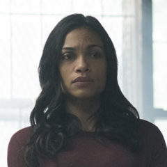 Rosario Dawson as Claire in Marvel's Iron Fist (Myles Aronowitz/Netflix)