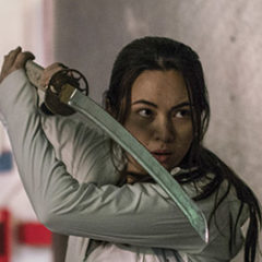 Jessica Henwick in Marvel's The Defenders (Sarah Shatz/Netflix)