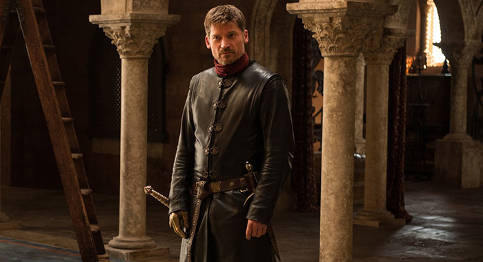 Nikolaj Coster-Waldau in season 7 of Game of Thrones. (Helen Sloan/courtesy of HBO)