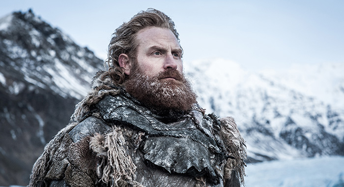 Kristofer Hivju in Game of Thrones season 7, episode 6 (Helen Sloan/HBO)