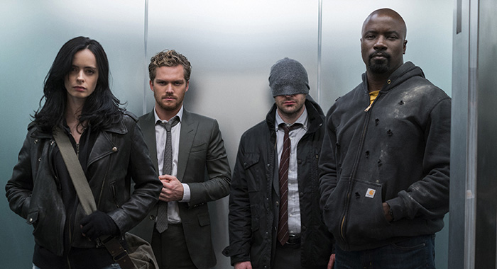 Marvel's The Defenders (Sarah Shatz/Netflix)