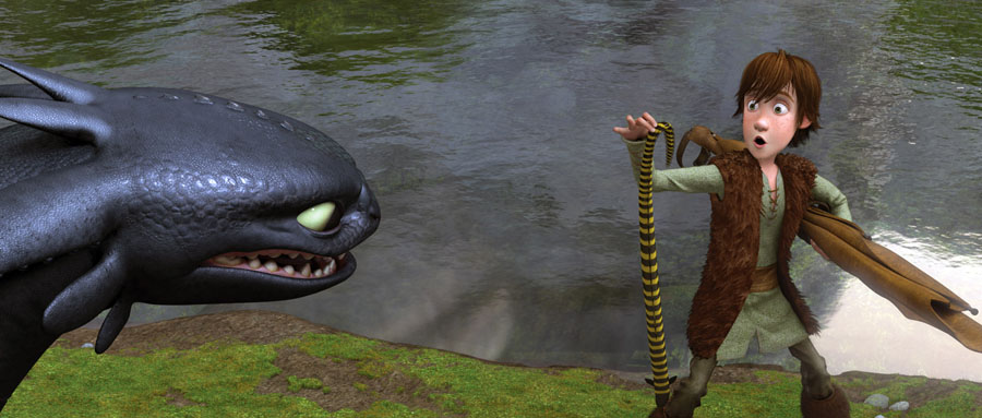 How To Train Your Dragon Hiccup Voice Jay Baruchel 2010 C Paramount Pictures Courtesy Everett C Rotten Tomatoes Movie And Tv News