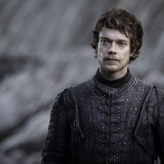 Alfie Allen as Theon Greyjoy in Game of Thrones season 7 finale (Macall B. Polay/HBO)
