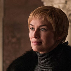 Lena Headey as Cersei Lannister in Game of Thrones season 7 finale (Helen Sloan/HBO)