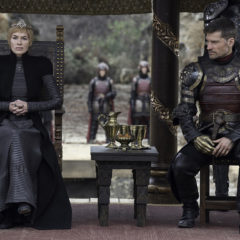 Lena Headey, Nikolaj Coster-Waldau in Game of Thrones season 7 finale (Macall B. Polay/HBO)