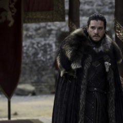 Kit Harington in Game of Thrones season 7 finale (Macall B. Polay/HBO)