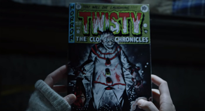 twisty, American Horror Story: Cult; AHS trailer screencap (FX)