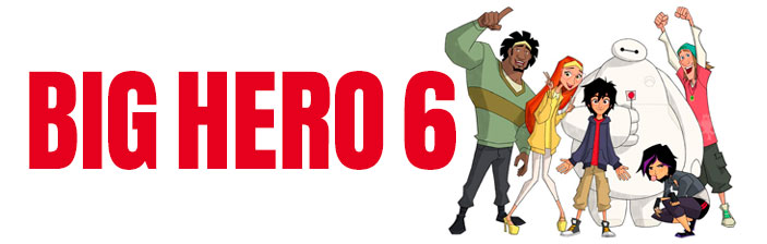 Big Hero 6 (Disney XD)