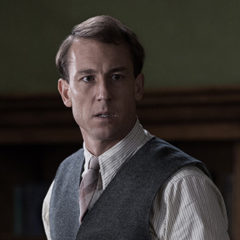 Tobias Menzies in Outlander (Starz)