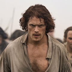Sam Heughan in Outlander (Starz)