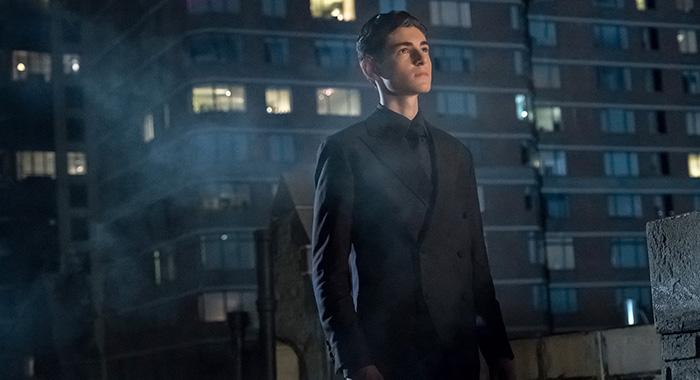 "GOTHAM: David Mazouz in the ""Pax Penguina"" season 4 (Jeff Neumann/FOX)"