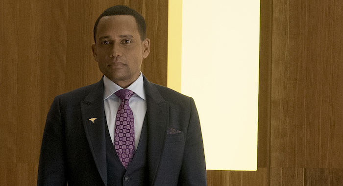 HILL HARPER in THE GOOD DOCTOR - (ABC/Liane Hentscher)