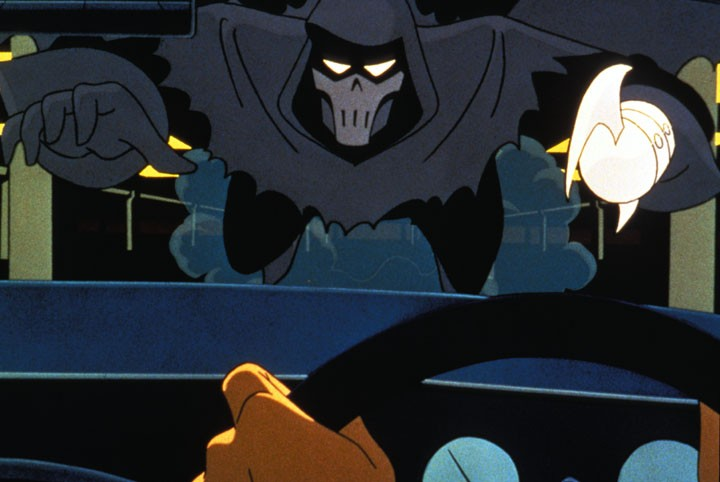 Screenshot from Batman: The Mask of the Phantasm (Warner Home Video)
