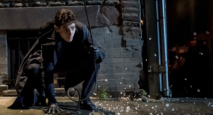 GOTHAM: David Mazouz (Jeff Neumann/FOX)
