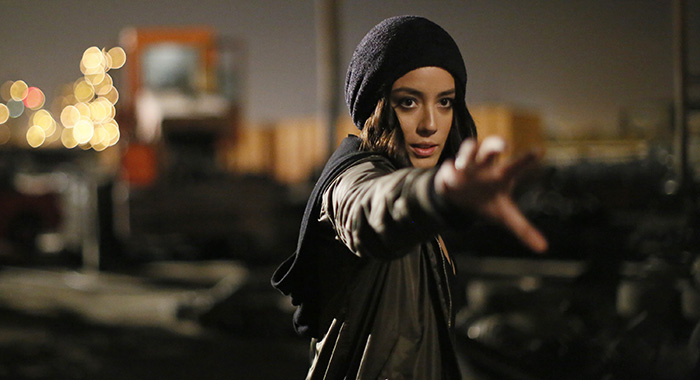 MARVEL'S AGENTS OF S.H.I.E.L.D. - CHLOE BENNET (ABC/Jennifer Clasen)