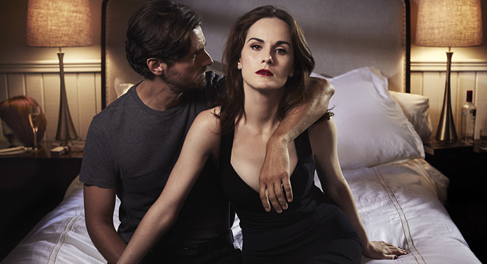 Good Behavior stars Juan Diego Botto, Michelle Dockery (TNT)