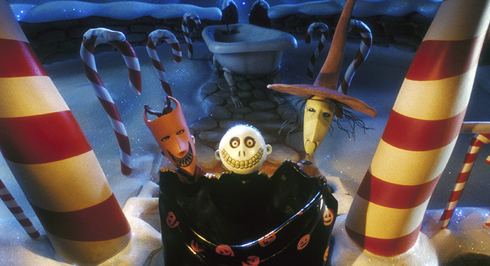 TIM BURTON'S THE NIGHTMARE BEFORE CHRISTMAS (DISNEY ENTERPRISES, INC./ABC)