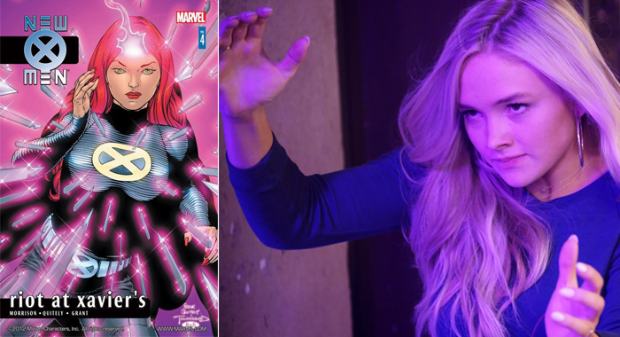 New X-Men and The Gifted (Marvel; Eliza Morse/FOX)