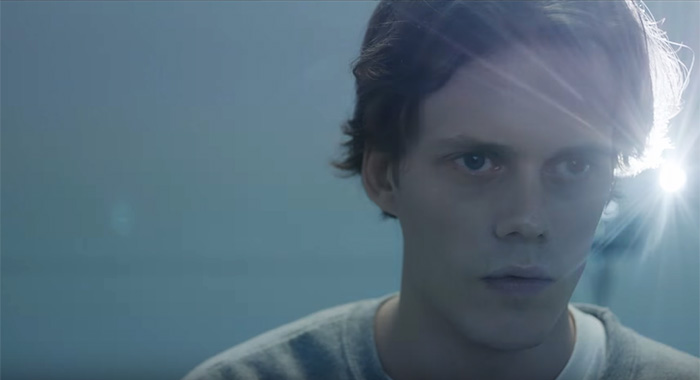Castle Rock star Bill Skarsgard trailer screencap (Hulu)