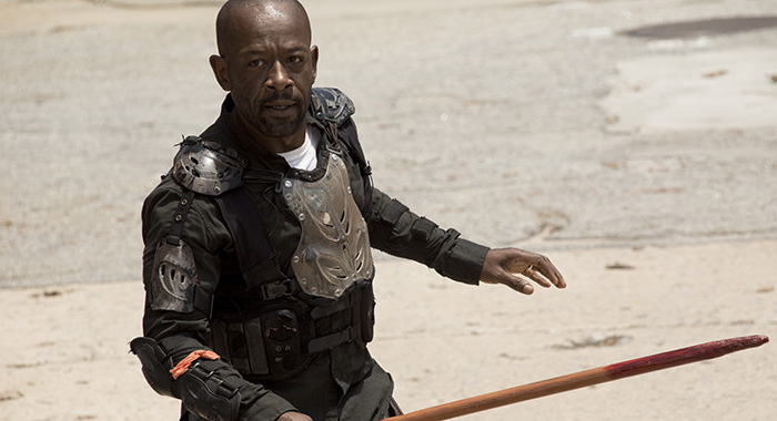 Lennie James as Morgan Jones - The Walking Dead (Jackson Lee Davis/AMC)