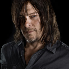 Norman Reedus as Daryl Dixon - The Walking Dead _ Season 8 (Frank Ockenfels 3/AMC)