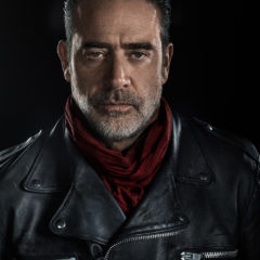 Jeffrey Dean Morgan as Negan - The Walking Dead _ Season 8, Gallery - Photo Credit: Frank Ockenfels 3/AMC