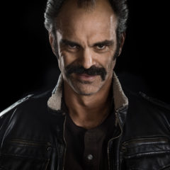 Steven Ogg as Simon - The Walking Dead _ Season 8, Gallery - Photo Credit: Frank Ockenfels 3/AMC